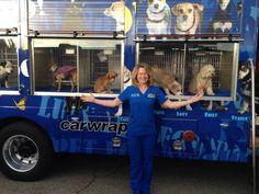 We love our vet, Doc Halligan!