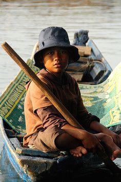 Boat Boy (Cambodia)