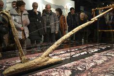 L'aratro più antico del mondo a Desenzano del Garda #ndm14 #ndm14italia #brescia