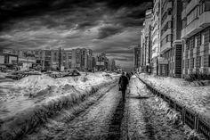 Ulitsa Savushkina – AANESTAD IN BLACK & WHITE