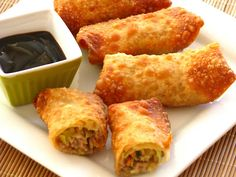 Homemade Egg Rolls~
