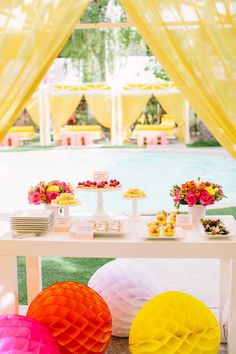 The TomKat Studio: Spa Baby Shower on DIY Network…