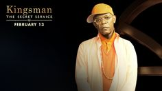 this character must have been inspired by Russell Simmons - I also can't stop laughing!! KINGSMAN Feb 2014