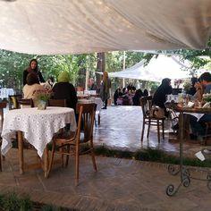 Cafe Tehroon, Teheran.