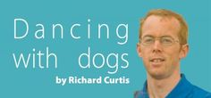Getting to grips with a new #Cocker by Richard Curtis #dancingwithdogs