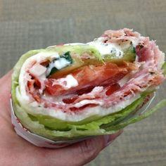 Low Carb Sub Sandwiches