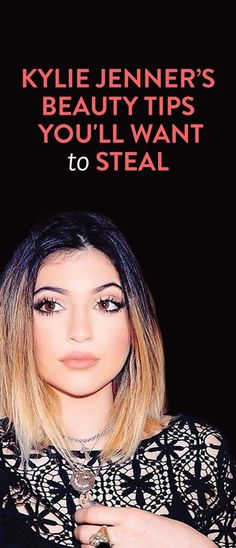 Kyle Jenner Beauty Tips You'll Want To Steal
