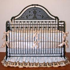 Little Boy Blue Crib Bedding