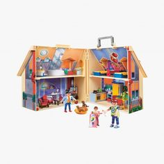 La maison transportable - Playmobil