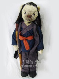 I want a Bidam teddy bear!!!!