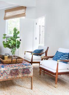 Design by Amber Lewis, photos by Tessa Neustadt (via  Amber Interiors)