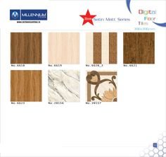 Millennium Tiles 300x300 Digital Floor Tile Series Ceramic Floor Tiles, Tile Floor, Tile Manufacturers, Flooring, Ceramics, Digital, Europe, Satin, Ceramica
