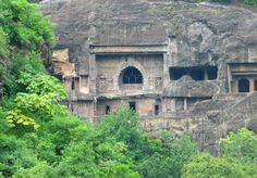 UNESCO Heritage Sites In India : Ajanta Caves