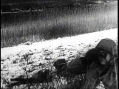 Rare footage of the battle of Kapelsche veer in 1944-1945 with the Canadian soldiers of the Lincoln and Welland regiment.
