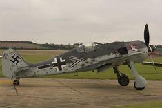 "The Focke-Wulf Fw 190 Würger (""shrike""), also called Butcher-bird."