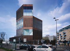 LAN architecture - Bureaux (Lille) Tour Euravenir