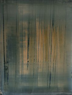 """Love the soft colors & drippy-effct! Saatchi Art Artist: Koen Lybaert; Oil 2013 Painting """"abstract N° 550"""""""
