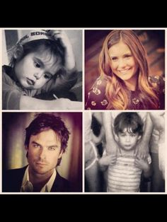 Nina & Ian- They were such adorable kids!