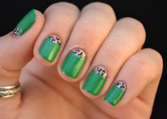 Nailed It.: Creamy Leopard