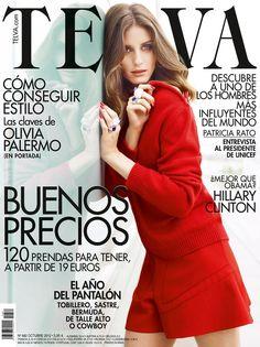 THE OLIVIA PALERMO LOOKBOOK: Olivia Palermo For Telva