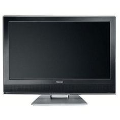 Toshiba 32 WL 66 Z  81,3 cm (32 Zoll) 16:9 HD-Ready LCD-Fernseher schwarz / silber