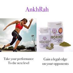 """""""Award winning High Quality Moringa powder/Tablets. Improve your performance whether in the office, track or field! . Naturally gain the energy & focus…"""""""