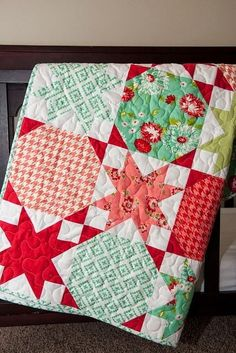 14 Best Quilts of 2014! | Southern Fabric