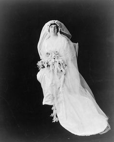 Chic Vintage Edwardian Bride – Eleanor Wilson