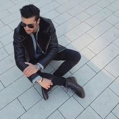 Street Style | Bullboxer shoes from @karlo_lewis