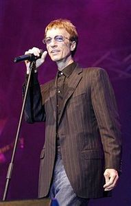 Bee Gees singer, Robin Gibb (1949-2012) passed away after a long battle with cancer. age 62