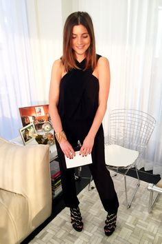 3 Glam Ways To Style A Jumpsuit   The Zoe Report