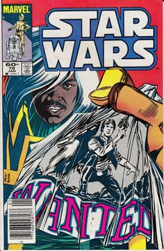 Star Wars 1977 Marvel 79 January 1984 Issue  Marvel by ViewObscura, $5.00