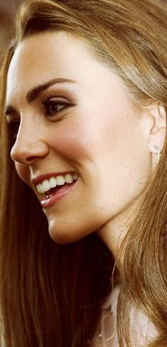 Natural beauty...the Duchess of Cambridge