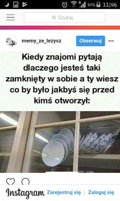 Zasada I: Nigdy, przed nikim Funny Mems, Dead Memes, Everything And Nothing, Quality Memes, Just Smile, Good Mood, Funny Cute, Haha, Funny Pictures