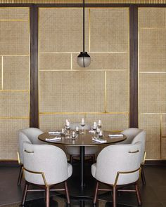 BEEFBAR | DUBAI #humbertetpoyet #architecture #newproject #restaurant #decoration #moretocome #beefbar #dubai