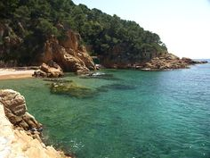 Tamariu, Costa Brava, Catalunya, Spain