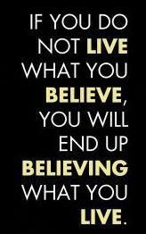 Living and Believing!