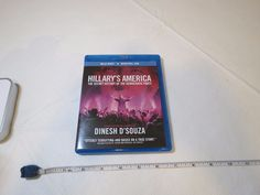 Hillarys America: The Secret History of the Democratic Party Blu-ray Disc 2016