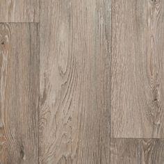 grey wood floors | Light Beige Grey Wood Plank Vinyl Flooring R11 Slip Resistant Lino, 3m ...