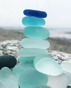 I know it's 'just' beach glass but the colours and smoothness are calming and healing too. they're so pretty! Blue Wallpapers, Wallpaper Backgrounds, Sea Glass, Glass Art, Everything Is Blue, Aesthetic Colors, Nature Aesthetic, Love Blue, Sea Blue Color