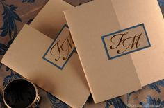 Fred & RR Wedding Invitation | Custom Invitations by Printsonalities: Your Personal Invitation Stylist