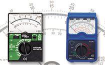 Analoge Multimeter, auch analoge Vielfachmessgeräte genannt, sind #Zeigermessgeräte die eine Vielzahl Analoge Multimetervon elektrischen Größen messen könen. Quelle: http://www.warensortiment.de/messtechnik/messgeraete/analoge-multimeter.htm