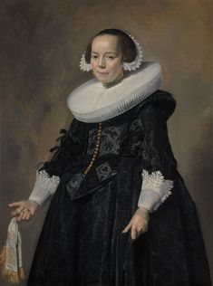 Portrait of a Young Woman, Aged 28 - Frans Hals. 1634. Oil on canvas. 112.2 x 83.2 cm. Baltimore Museum of Art, Baltimore MD, USA.