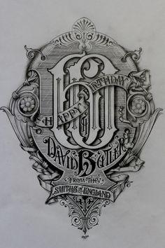 Dave Butler Sketch by David Smith
