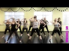 """Uptown Funk"" By Mark Ronson Feat. Bruno Mars. DiVA DANCE FITNESS - YouTube"