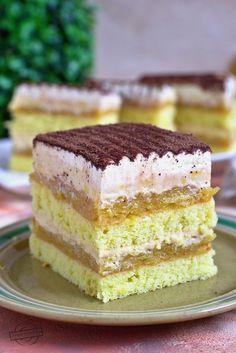 Party Hacks, Polish Recipes, Food Design, Vanilla Cake, Tiramisu, Ale, Food And Drink, Thanksgiving, Sweets