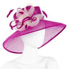 Straw Derby Dressy Hat  found at @JCPenney