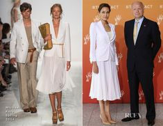 Angelina Jolie In Michael Kors – Global Summit to End Sexual Violence in Conflict