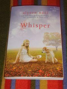 Whisper Alyson Noel Pdf