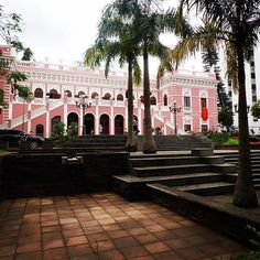 Palácio Cruz e Sousa #Floripa343anos #UmInstanteMichele #floripaemfoto #fotografandoporai